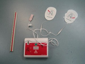 AED Trainer for CPR Training