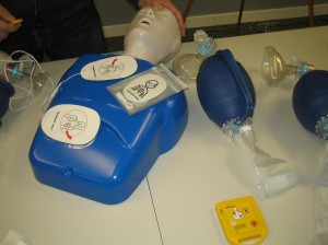 CPR and AED Re-Certification Training Class