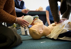 workplace approved First Aid and CPR Training