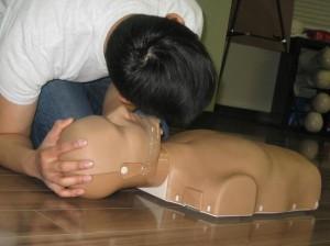 Workplace approved CPR training in Saskatoon, Saskatchewan