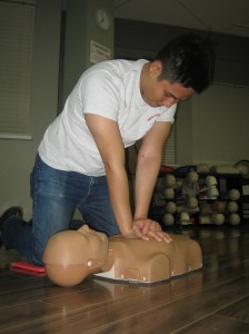 Workplace Approved CPR Courses in Mississauga