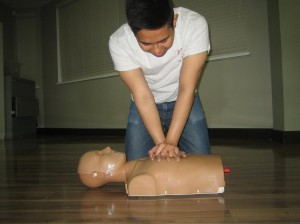 Workplace Approved CPR Courses in Halifax