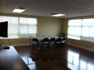 workplace approved CPR Training Room in Windsor