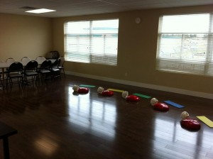 Victoria workplace approved CPR Training