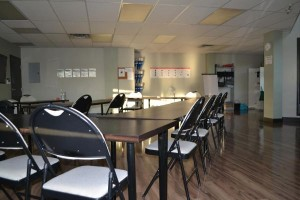 First aid Training room
