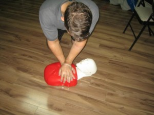 Effective Chest Compressions