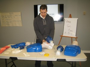 CPR HCP Rescue techniques