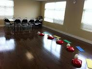 First Aid Training Classroom